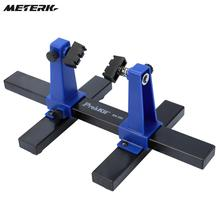 Universal Adjustable Welding Auxiliary Clip Holder Clamp PCB Soldering Gripper with Metal Base