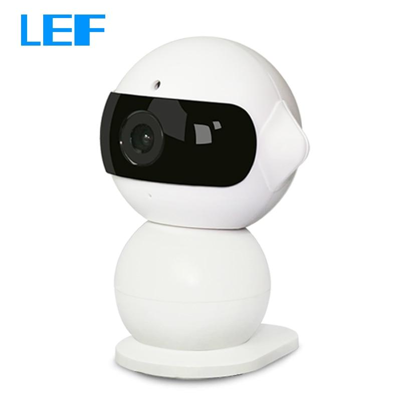 bilder für Mini Roboter 960 P Drahtlose Ip-überwachungskamera für Baby-überwachung Sicherheit Zu Hause oder Business Tag & Nacht-Weiß farbe