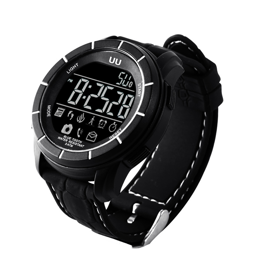 UU Sport Smart Watch UP XWATCH For Outdoor Sport,Professional Water Proof,Blueto