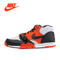 Original New Arrival Official NIKE Air Trainer 1 High Men's Cool Comfortable Shoes Sports Sneakers