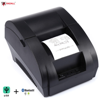 58mm Bluetooth Receipt/Bill Thermal Printer Wireless For Android iOS Mobile Phone Windows Support POS system Cash Drawer