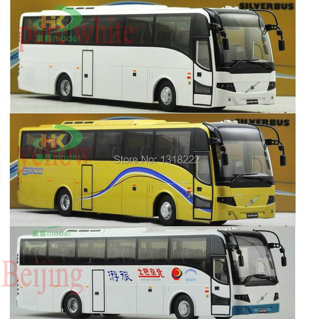 Brand new 3 optional colors 1:43 Sweden VOLVO 9300 bus