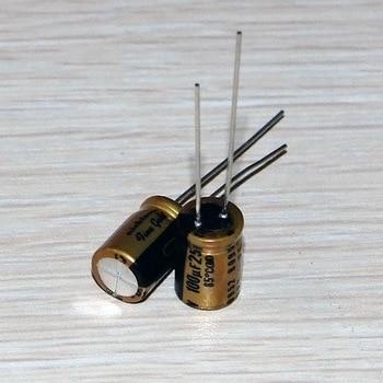 2020 hot sale 10PCS/30PCS new Japanese original nichicon audio electrolytic capacitor FG 100uF/25V free shipping 2020 hot sale 10pcs 30pcs new japanese original nichicon audio electrolytic capacitor fg 47uf 50v free shipping