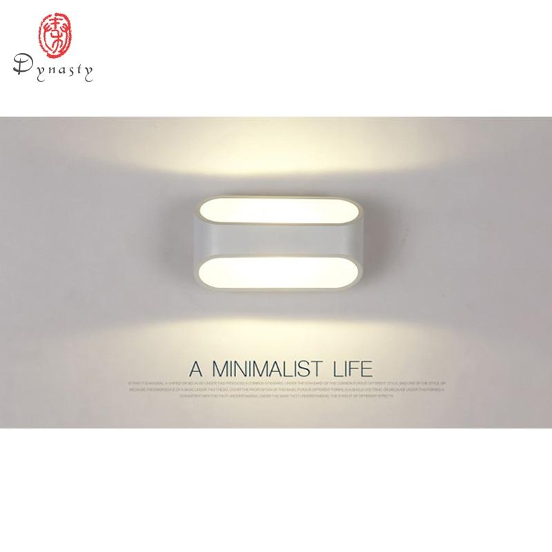 Moderne aluminijaste LED stenske svetilke 5W modna jedilnica - Notranja razsvetljava - Fotografija 6