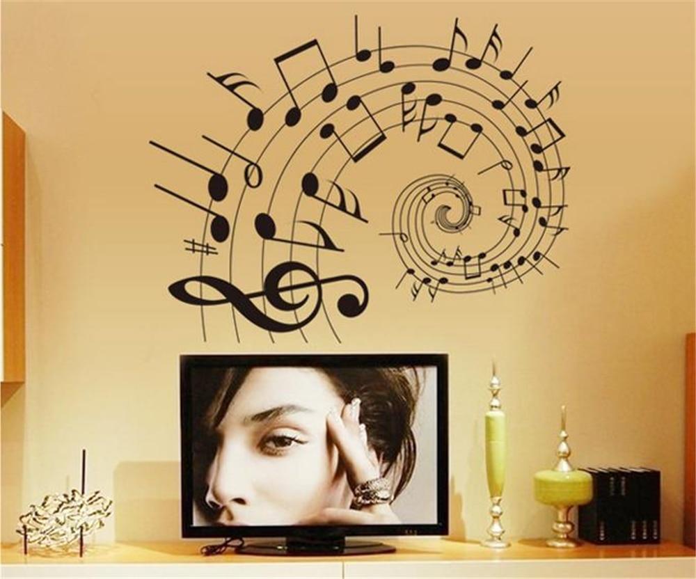 Outstanding Wall Art Music Vignette - Wall Art Collections ...