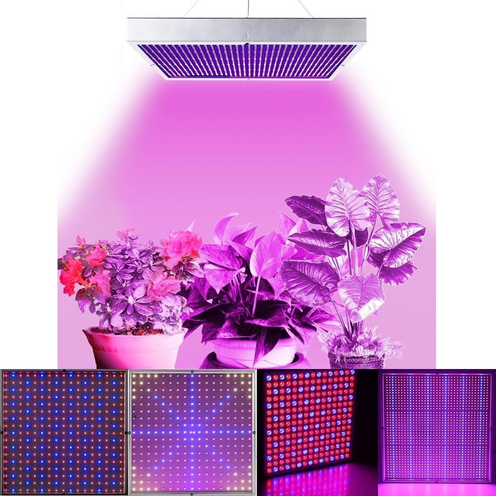20W / 30W / 45W / 120W / 200W Full Spectrum LED Grow Light Grow Panel - Profesjonalne oświetlenie - Zdjęcie 2