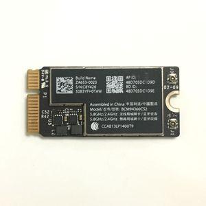 "Image 2 - New BCM94360CS2 Wireless AC WIFI Bluetooth BT 4.0 Airport 802.11ac Card For Macbook Air 11"" A1465 13"" A1466 2013 MD711LL/A MD760"