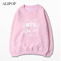 ALIPOP KPOP Hoodies Of BTS JIMIN Album Hoodie Women K POP Hoodies Clothes Pullover Printed Long