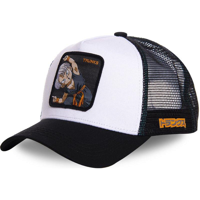 New Dragon Ball Z Mesh Hat KAME Baseball Cap High Quality Black & White Curved Brim Snapback Cap Gorras Casquette Dropshipping
