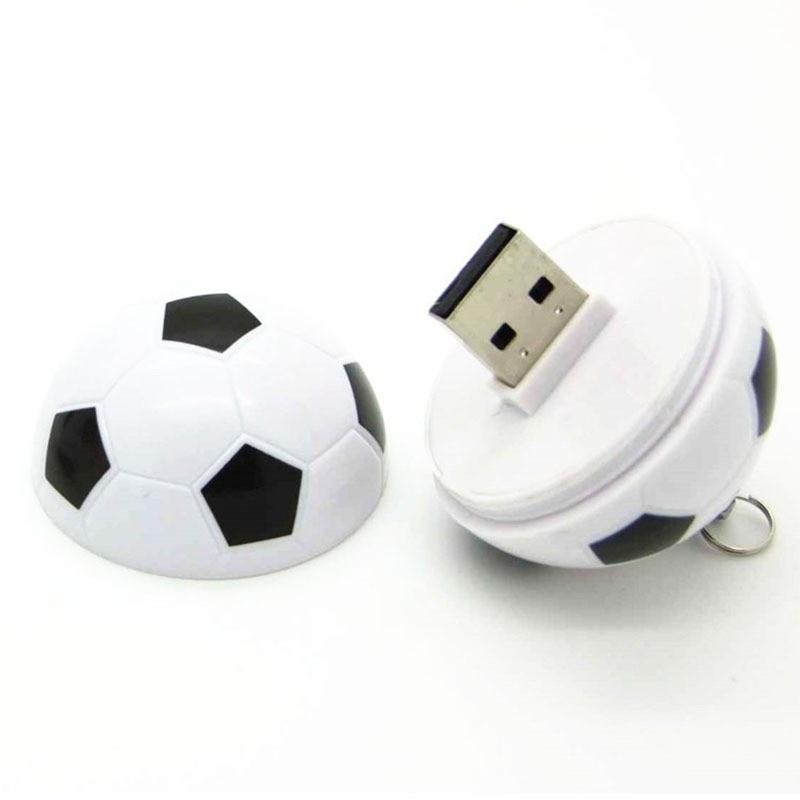 popular Football USB Flash font b Drive b font 4gb 8gb 16gb 32gb Pen font b
