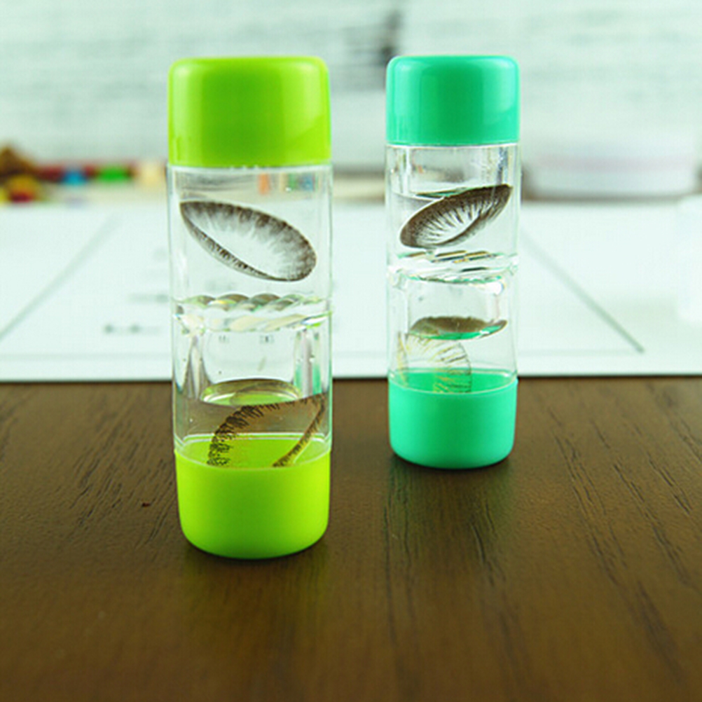 3Pcs/set Small Lovely Portable Contact Lens Travel Eyewear Case Bag Box Container Holder Random Color