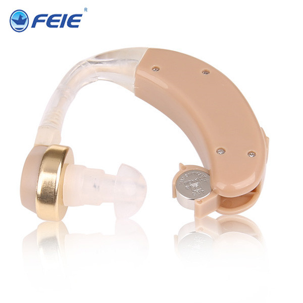 Old People Care Earphone Ear Apparatus Sound Amplifier S-8A Medico Instrument Deaf Hearing Devices Dropship