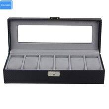 Display Fiber Jewelry Box