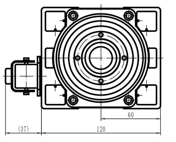 Cnc Router Milling 4 5kw Air Cooled Er32 Spindle Motor 18000rpm 220v