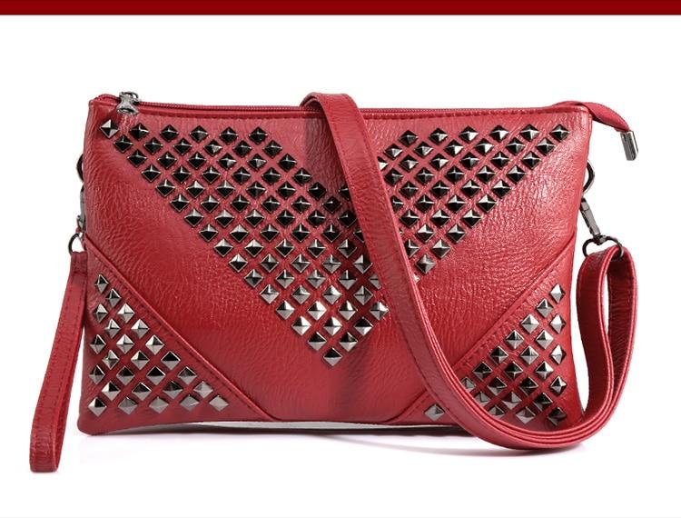 HTB1J yrJVXXXXcmXXXXq6xXFXXXy - Hot Fashion Black Rivet V Glitter Shine Women Leather Handbags-Hot Fashion Black Rivet V Glitter Shine Women Leather Handbags