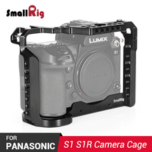 SmallRig DSLR Camera Cage for Panasonic Lumix DC-S1 and S1R CCP2345