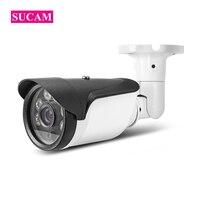 SUCAM High Definition 1080 P AHD Kamery Bezpieczeństwa 6 Tablica Led Światła 30 Metrów IR Noktowizor Nadzoru Kamery Analogowej na zewnątrz