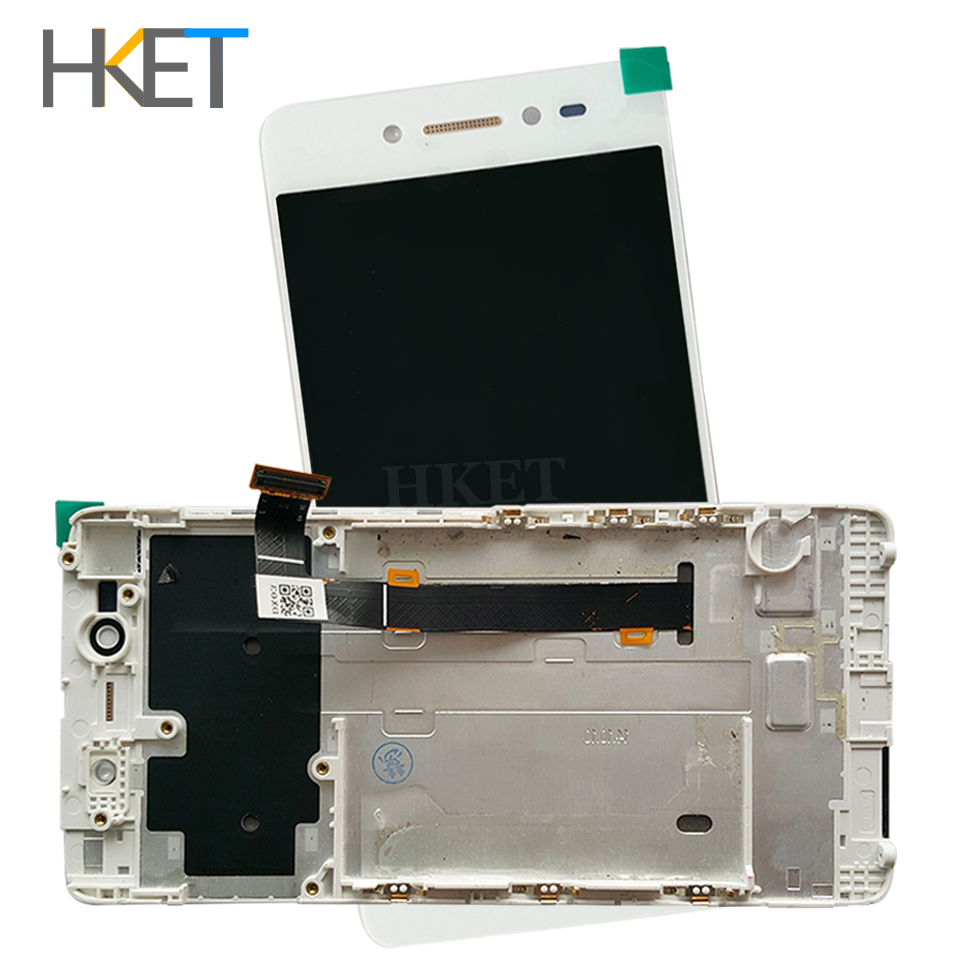 For LENOVO S90 S90-U S90-A LCD Screen Display+Touch Panel Digitizer Assembly+Frame Sensor original S90A complete lcd Relacement compatible lcd for lenovo s90 lcd display touch screen digitizer panel assembly with frame replacement s90 t s90 u s90 a tools