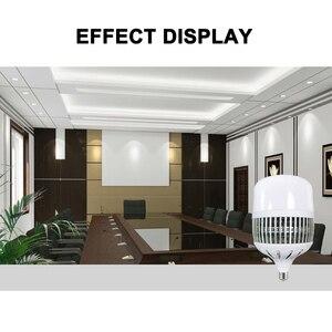Image 5 - Ampoule 150W/200W LED ampoules E27/E40, très brillante, lampe pour atelier, usine, éclairage dintérieur, cour, M25