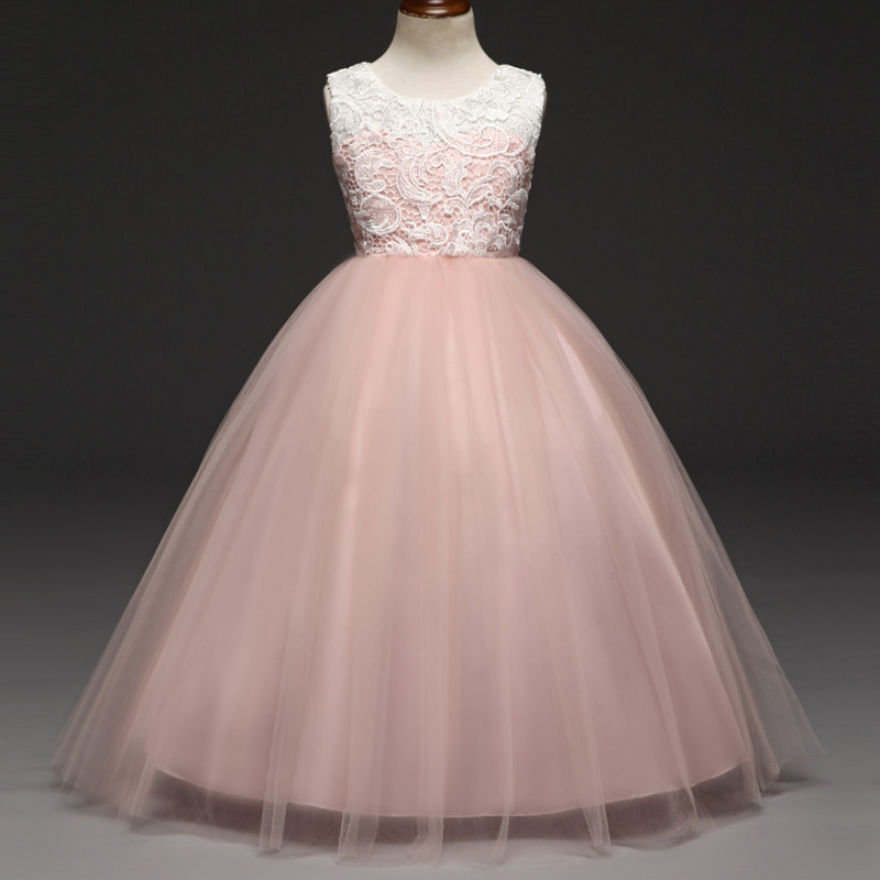 Kids Graduation Gowns Children Prom Wedding Cocktail Dress and Event ...