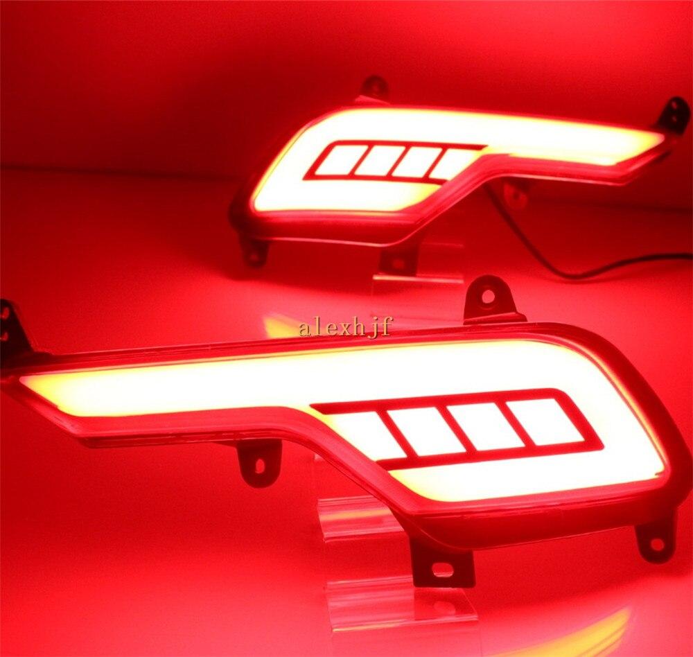 Hyundai IX45 Santa Fe 2016+ üçün iyul King LED işıq bələdçisi - Avtomobil işıqları - Fotoqrafiya 2