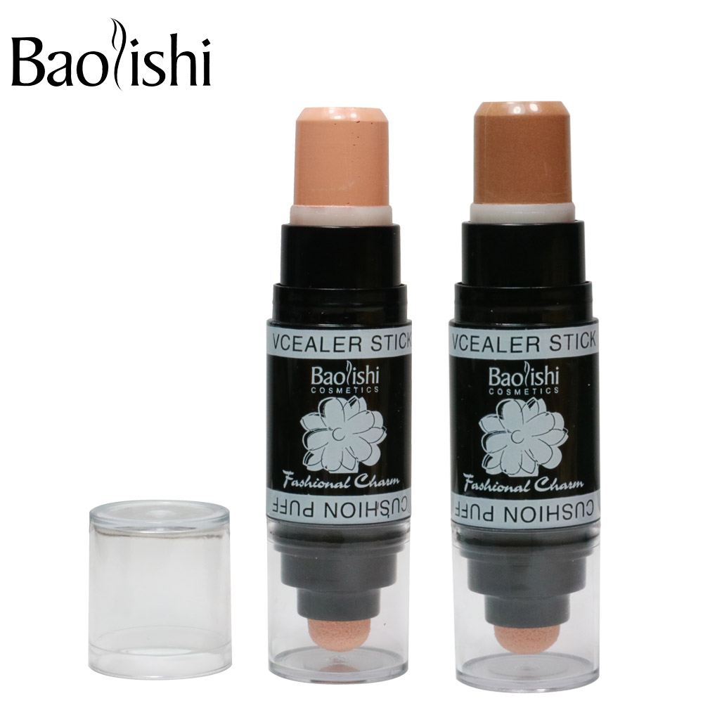 baolishi 6 color Perfect Concealer Doppelkopf Concealer und - Make-up - Foto 4