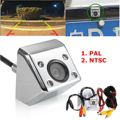 Universal HD CCD Car Rearview Camera Back Up 170 Degree Night Vision Backup Parking Reverse Camera with LED Light