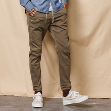 Men Autumn Winter style Pant Casual Fashion Sweatpants male gyms fitness Cotton trousers sportswear Jogger Brand Pencil Pants