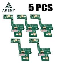 5 PCS !!! NEW FOR ASUS N53 N53S N53SV N53SN N53SM N53J N53JG N53JN N53JQ N53TA N53TK N53DA SWITCH JACK DC POWER BOARD