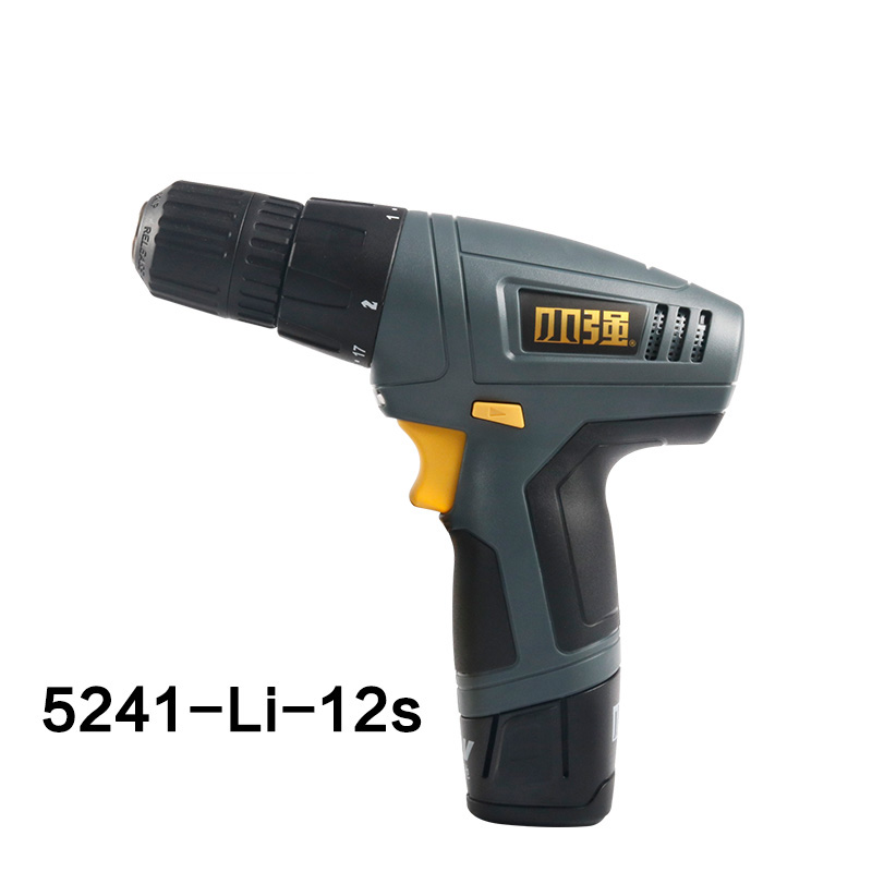 1PC Charging Drill Tool Series Lithium rechargeable electric drill 12V single-speed Electric hand drilling machine