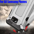 Чехол для ВСЕХ Samsung Galaxy S7 edge S6 edge S5 Примечание 5/4 плюс Жесткая Броня DropProof Neo Hybrid Кремния ТПУ + Крышка ПК N701