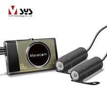 X1F car black box dual lens full hd 1080P motorcycle dvr camera,car camera support GPS and G-sensor