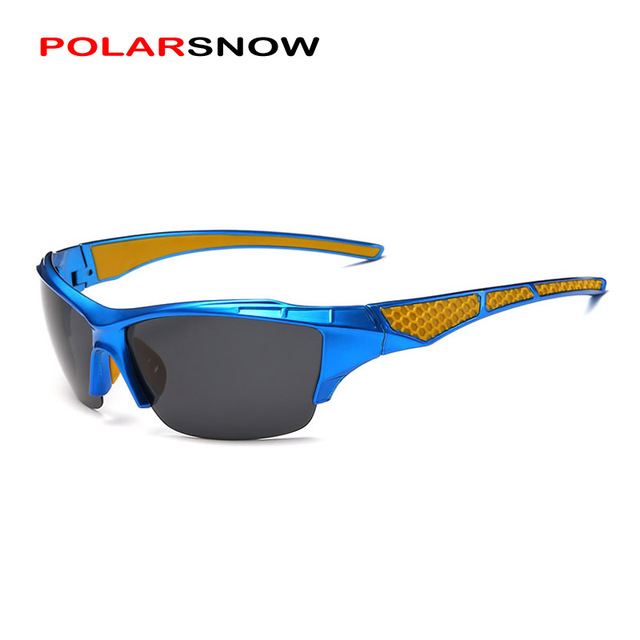 POLARSNOW 2017 Sunglasses Polarized Men High Quality Gafas De Sol Male Sun Glasses Vintage Goggles Oculos Eyewear Accessories