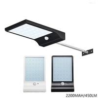 36 LED Solar Licht Menschlichen Infrarot PIR Bewegungsmelder Wandleuchte Sicherheit Außenbeleuchtung Ip65 Garten Lampe für Weg-in Solarlampen aus Licht & Beleuchtung bei