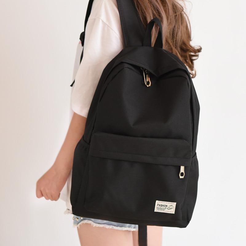 SINTIR Casual Large Capacity 14 Inches Laptop Women Backpack Big School Bags  for Teenage Girls Schoolbag Female Bagpack Rucksack 287657e3daa45
