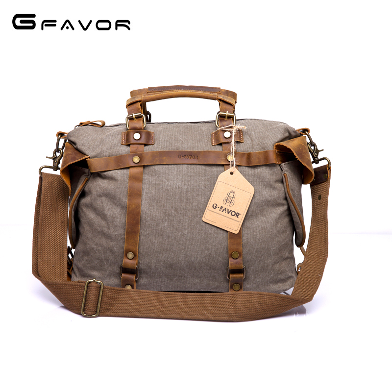 Large Capacity Men Handbags Vintage Canvas Shoulder Bag Fashion Crossbody Bag Travel Bag Male Laptop Briefcase Bag Tote Handbag vintage canvas travel shoulder bag men messenger bags fashion cover crossbody bag large capacity male multi function laptop bags