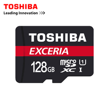 Toshiba Memory Card 128GB 64GB 32GB 16GB 8GB micro sd card Class10 UHS-1 Flash card Memory Microsd for Smartphone/Tablet