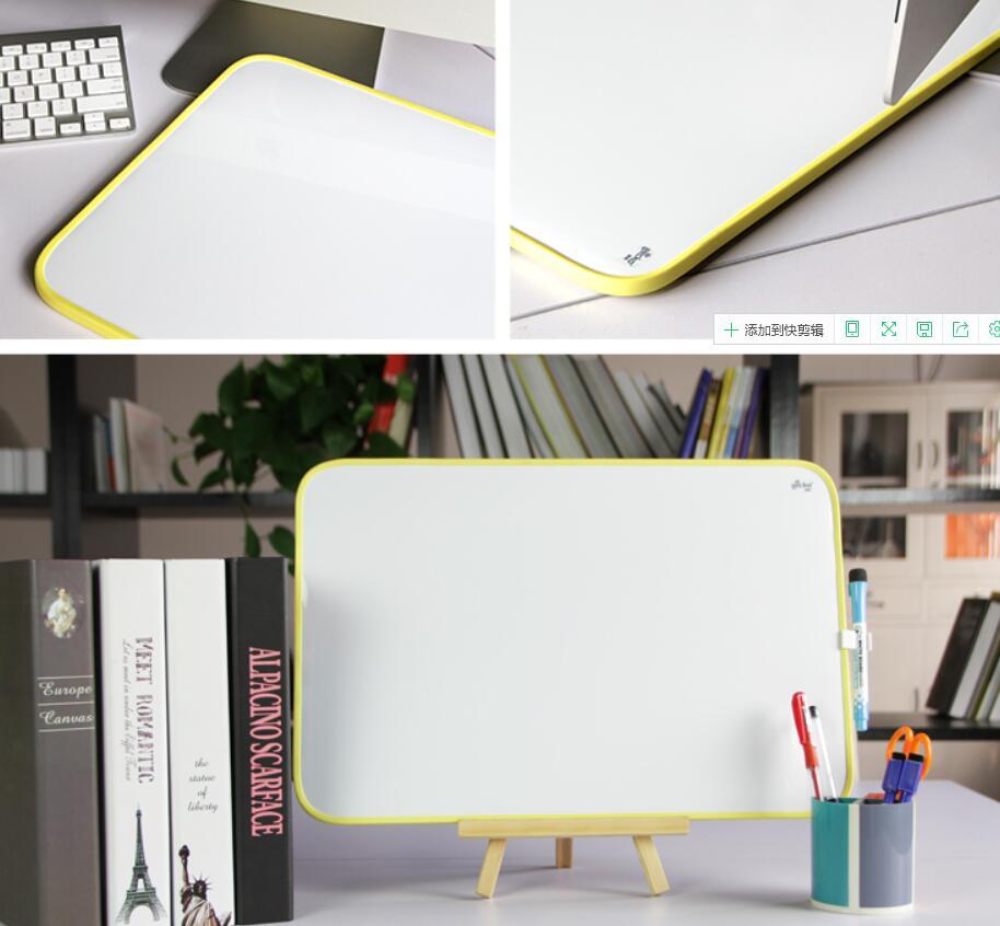 tutoria message board magnética bloco de notas