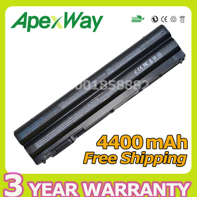 Apexway Battery for Dell Inspiron 7420 7520 7720 5420 5520 5720 4520 4720 N7420 N7520 N7720 N5420 N5520 N5720 N4420 N4520 N4720