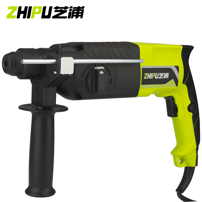 ZHIPU Multi-function Slot/Hammer/Electric drill/Electric Pick Power Tool High Quality Utility Power Tools Impact Screwdriver