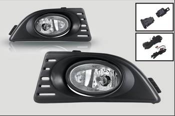 Case for Acura RSX  fog light halogen fog lamp fit for 2005 2006 2007 H11 12V 55W with wiring kit shipping free