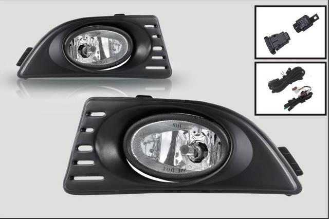case for acura rsx fog light halogen fog lamp fit for 2005 2006 2007 h11 12v