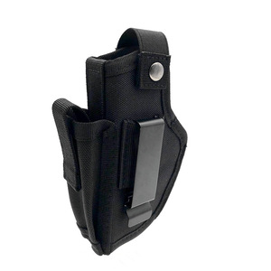 Image 5 - Gun Holster Concealed Carry Holsters Belt Metal Clip IWB OWB Holster Airsoft Gun Bag Hunting Articles For All Sizes Handguns