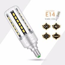WENNI Corn Lamp E27 LED 220V Bombillas E14 Candle Bulb No Flicker 5W 7W 9W 12W 15W 20W 25W Light For Home 5736