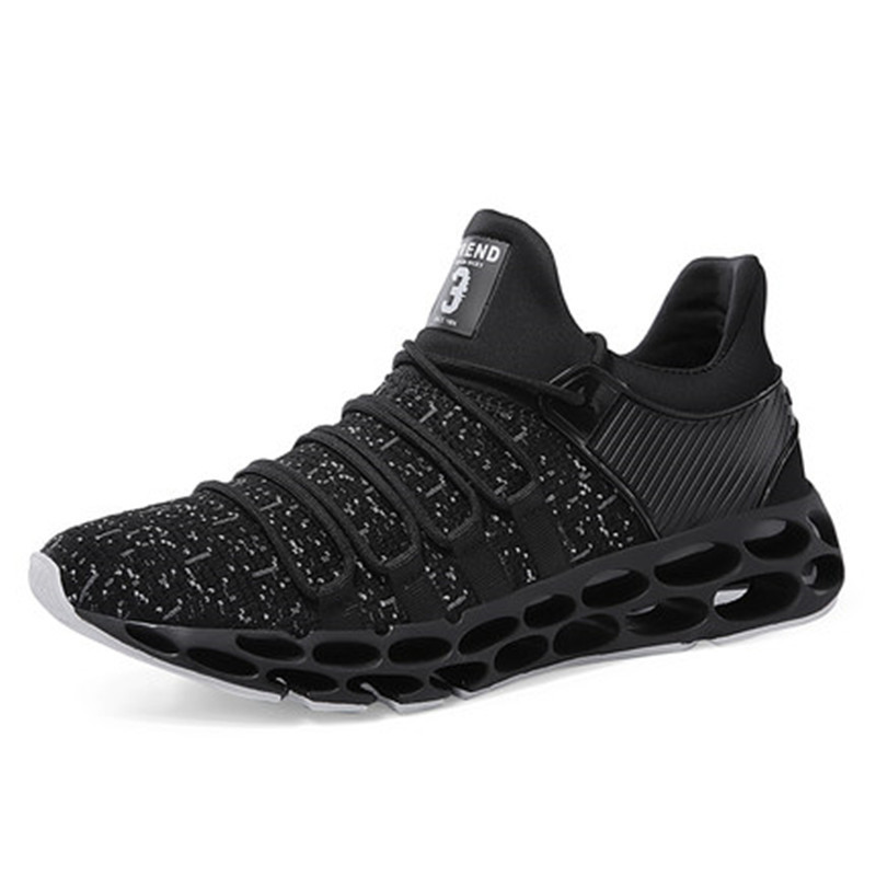2018 new blade warrior running shoes youth trend personality Korean shoes mens sports sh ...