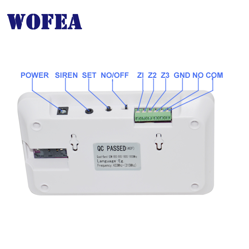cheapest NEW Smoke detector fire alarm detector Independent smoke alarm sensor for home office Security photoelectric smoke alarm