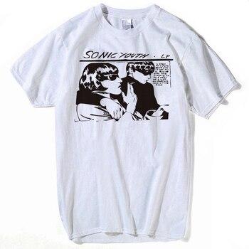 El Valle de la muerte 69 t camisa 2018 sonic jóvenes goo rock clásico rollo  voz banda guitarra camiseta gracioso hombres persionalized 3xl 3c8affb2c7d