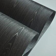Placage de bois de chêne noir