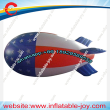 free air shipping to door,large  inflatable airplane helium balloon,advertise blimp air balloon,inflatable zeppelin