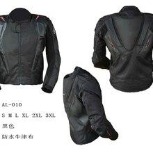 Сетчатые дышащие Мотоциклетные Куртки для внедорожников/гоночные ветрозащитные куртки/куртки для велоспорта/куртки для верховой езды/мотоциклетная одежда AL-10